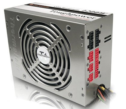 Блок питания Thermaltake Toughpower 1200W W0133