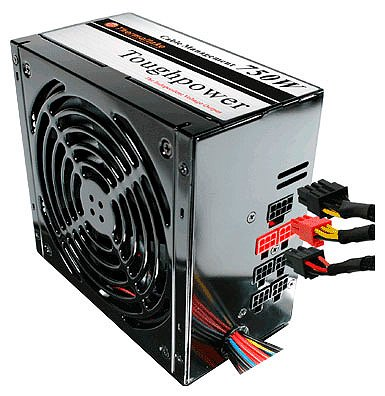 Блок питания Thermaltake Toughpower 750W Cable Management W0116