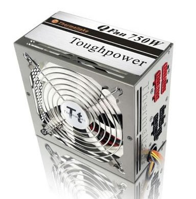 ���� ������� Thermaltake Toughpower QFan 750W W0203
