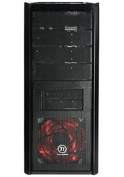 Корпус для компьютера Thermaltake V9 Black Edition VJ400G1N2Z