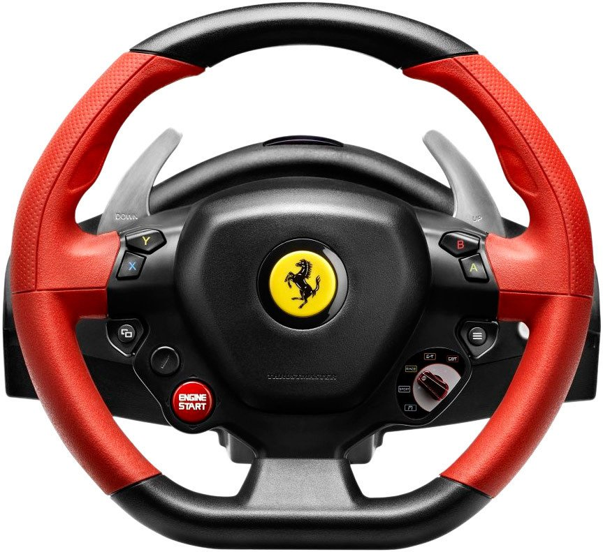 Руль Thrustmaster Ferrari 458 Spider Racing Wheel фото