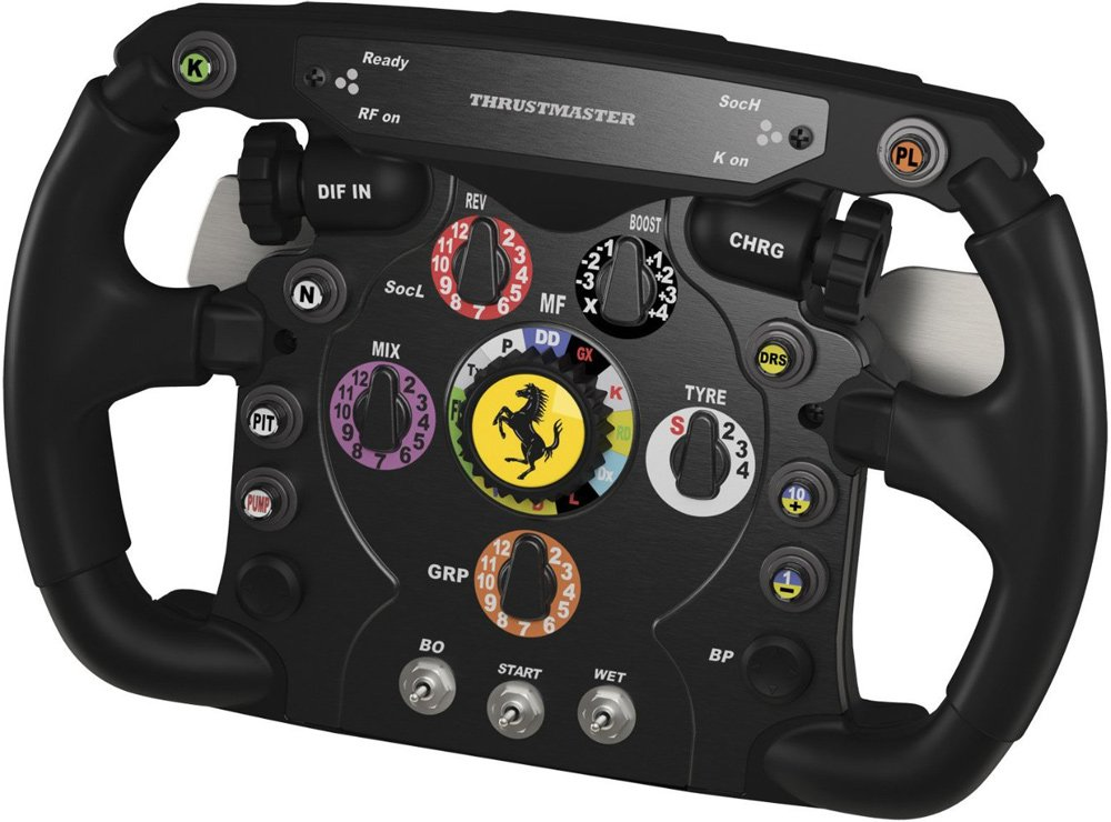 Руль Thrustmaster Ferrari F1 Wheel Add-On