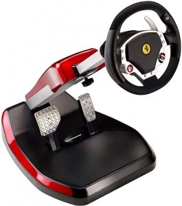 Руль Thrustmaster Ferrari Wireless GT Cockpit 430
