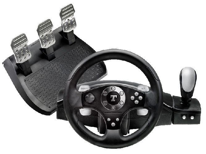 Руль Thrustmaster Rallye GT Force Feedback Pro Clutch Edition