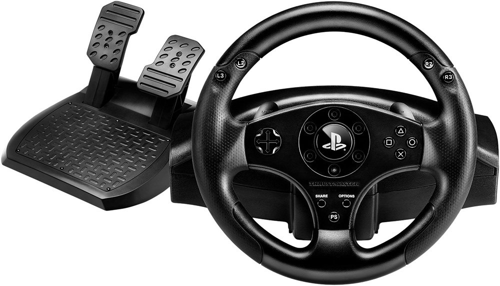 Руль Thrustmaster T80 Racing Wheel фото