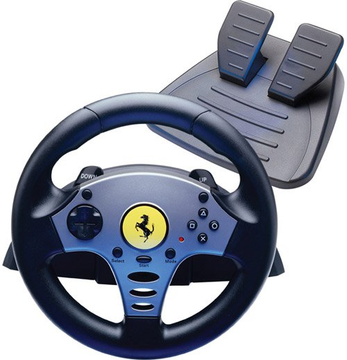 Руль Thrustmaster Universal Challenge 5 in 1 Racing Wheel