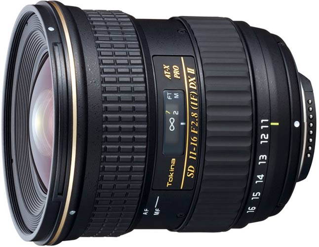 �������� Tokina AT-X 116 f/2.8 PRO DX II (11-16mm) Canon EF