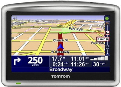 GPS-навигатр TomTom ONE XL