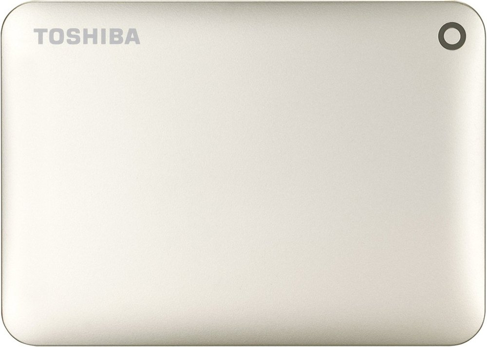 Внешний жесткий диск Toshiba Canvio Connect II (HDTC810EC3AA) 1000 Gb