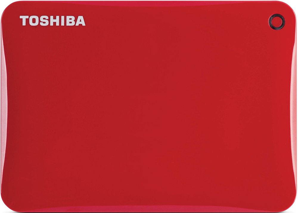 Внешний жесткий диск Toshiba Canvio Connect II (HDTC820ER3CA) 2000 Gb
