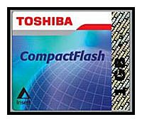 Карта памяти Toshiba Compact Flash 1GB