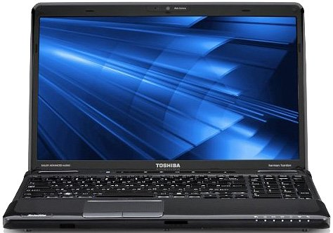 Ноутбук Toshiba Satellite A660-157