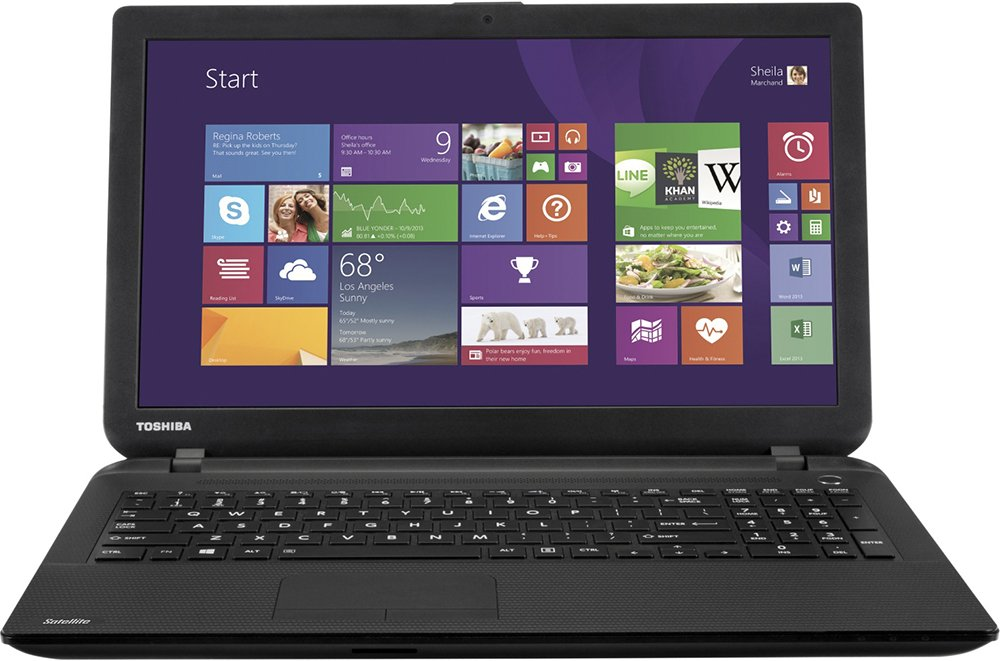 Ноутбук Toshiba Satellite C55-B5265
