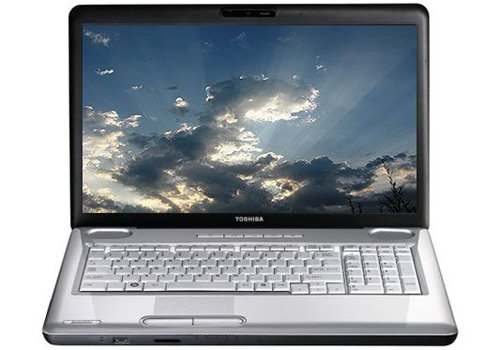 Ноутбук Toshiba Satellite L500-1Z1