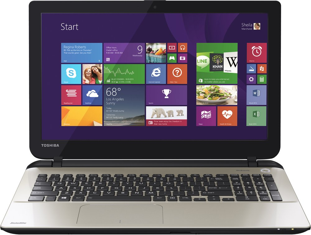 Ноутбук Toshiba Satellite L50-B-180