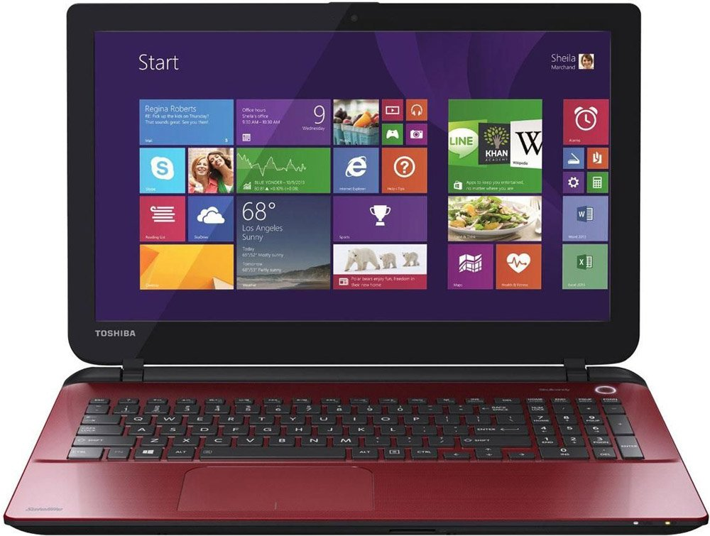 Ноутбук Toshiba Satellite L50-B-1MM