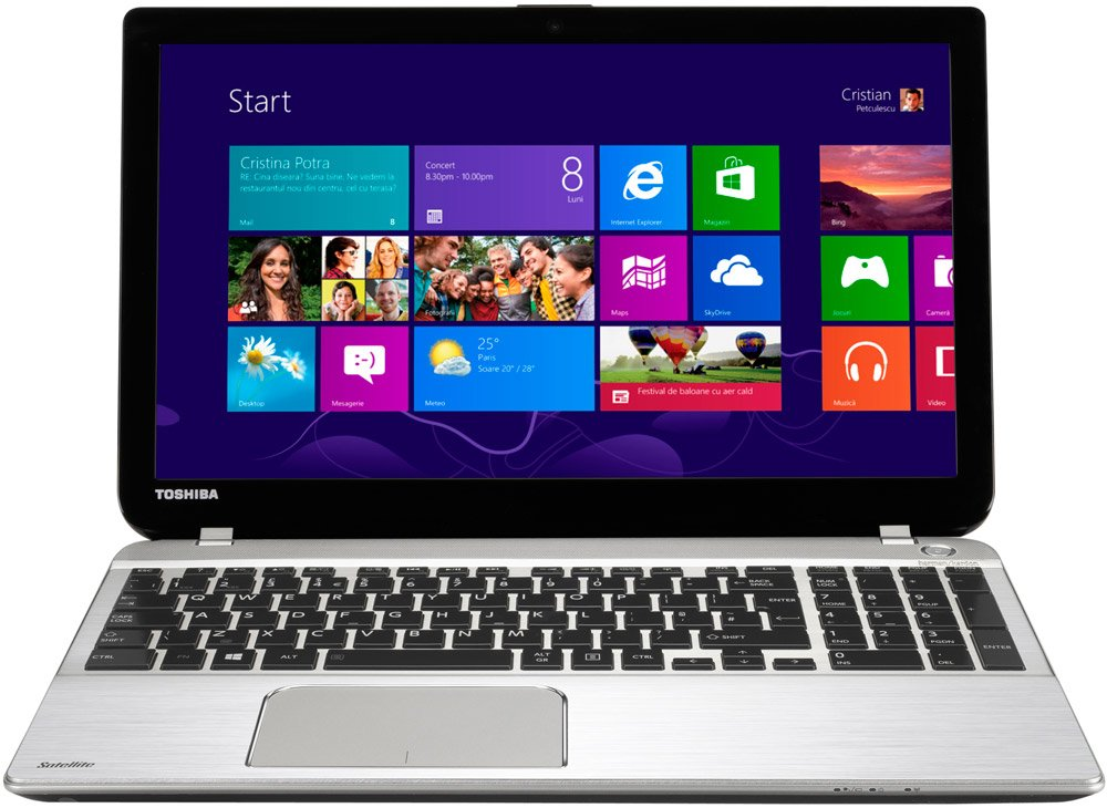 Ноутбук Toshiba Satellite P50-B-118