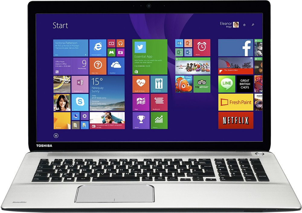 Ноутбук Toshiba Satellite P70-B-105