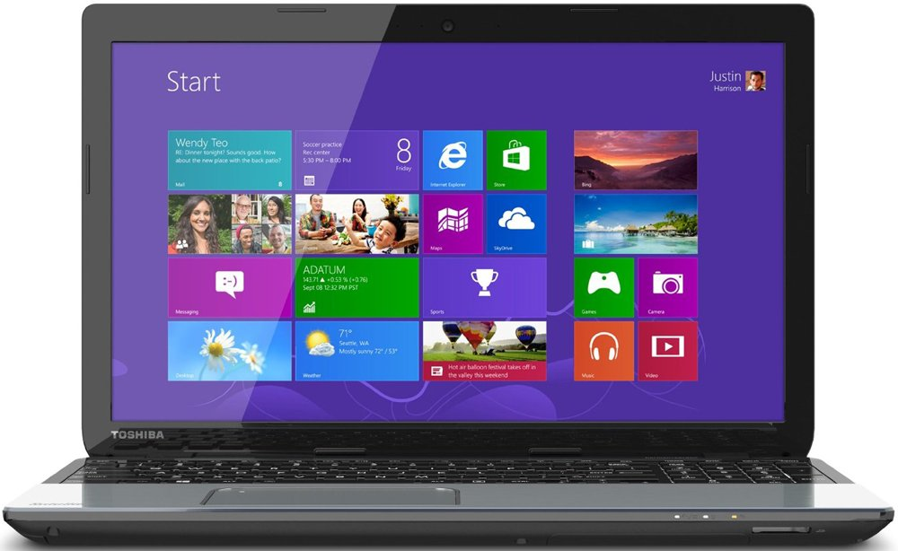 Ноутбук Toshiba Satellite S55-A5279
