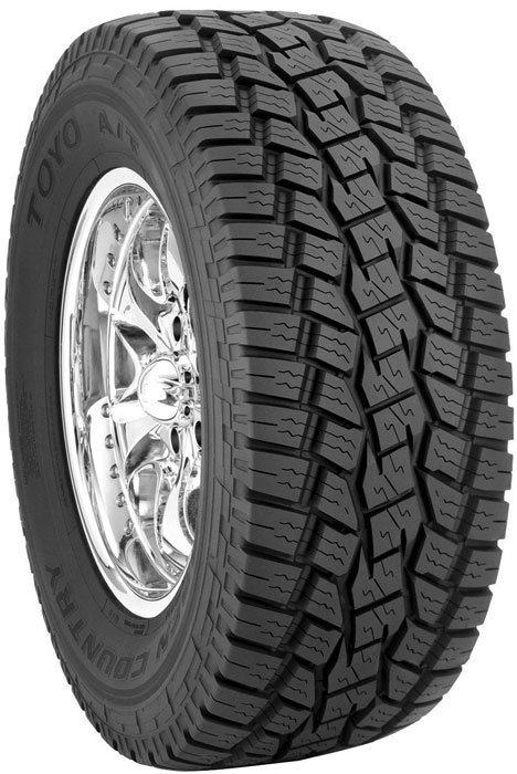 ����������� ���� Toyo Open Country A/T 255/55R18 109H