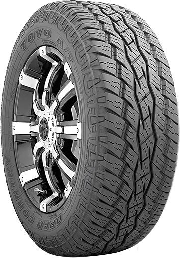 Летная шина TOYO Open Country A/T plus 255/65R17 110H