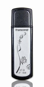 USB-���� ���������� Transcend JetFlash 168 8Gb