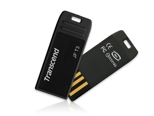 USB-���� ���������� Transcend JetFlash T3 2Gb