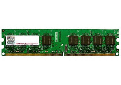 Модуль памяти Transcend JM800QLU-1G DDR2 PC6400 1Gb фото