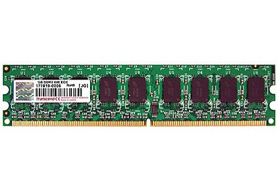 Модуль памяти Transcend TS128MLQ72V8U DDR2 PC6400 1Gb