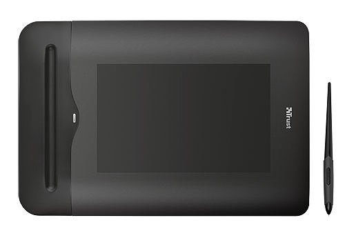 Графический планшет Trust eBrush Widescreen Tablet (17939)