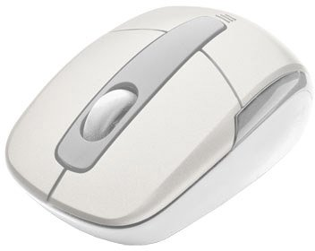 Компьютерная мышь Trust Eqido Wireless Mini Mouse - White 16557