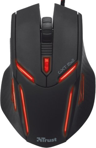 Компьютерная мышь Trust GXT 152 Illuminated Gaming Mouse фото