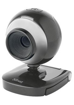 Веб-камера Trust InTouch Chat Webcam - Black