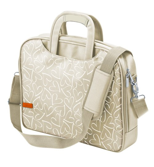 ����� ��� �������� Trust Oslo Notebook Carry Bag Beige