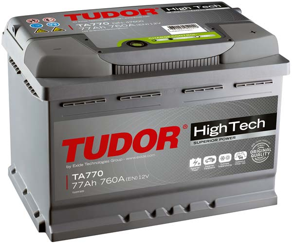 ����������� Tudor High Tech 53 R (53Ah)