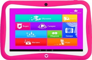 Планшет Turbopad TurboKids Princess New 2018 8GB фото
