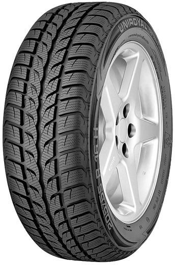 Зимняя шина Uniroyal MS Plus 66 205/50R17 93V