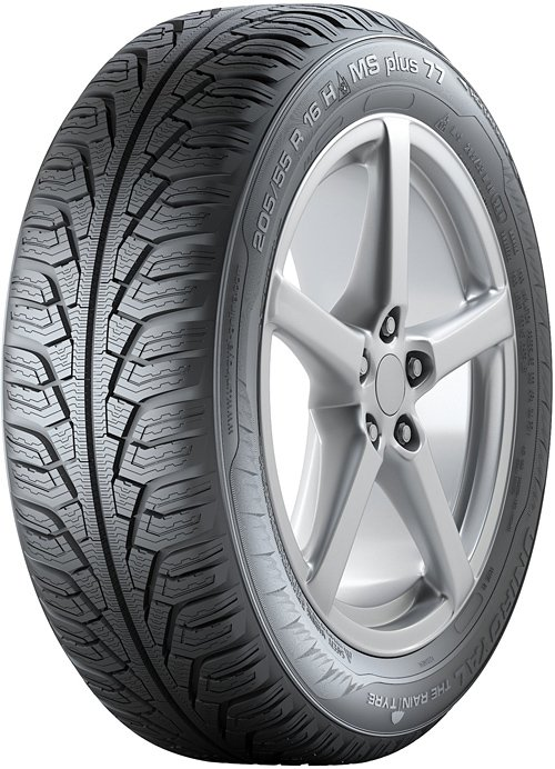 Зимняя шина Uniroyal MS Plus 77 195/65R15 91T