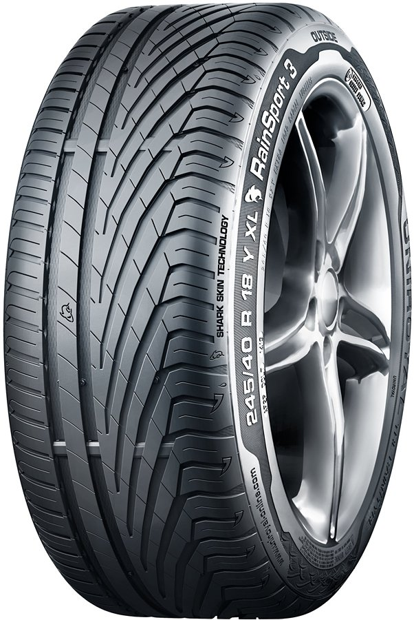 ������ ���� Uniroyal RainSport 3 205/55R16 91V
