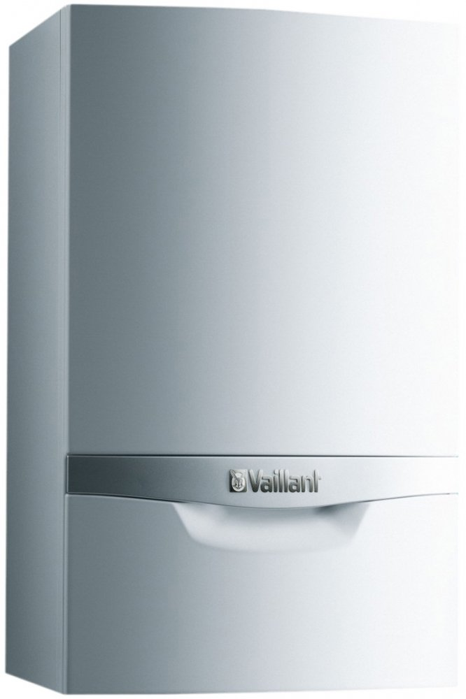 Газовый котел Vaillant ecoTEC plus VU INT IV 386/5-5 фото