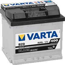 Аккумулятор VARTA BLACK Dynamic B20 545413040 (45Ah)