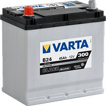 Аккумулятор VARTA BLACK Dynamic B24 545079030 (45Ah)