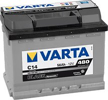 Аккумулятор VARTA BLACK Dynamic C14 556400048 (56Ah)