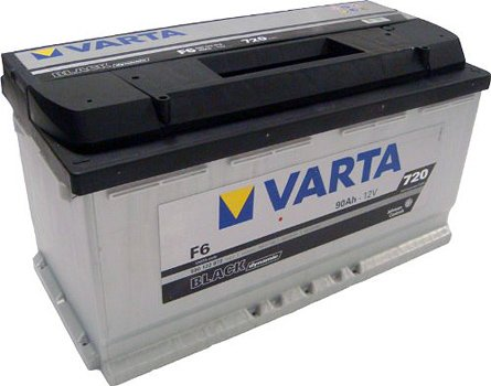 Аккумулятор VARTA BLACK Dynamic F6 590122072 (90Ah)