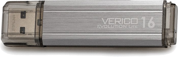 USB-флэш накопитель Verico Evolution Lite Grey 16Gb (VP05-16GTV1E)