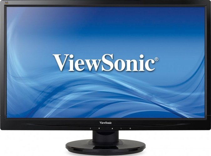 Монитор ViewSonic VA2445-LED фото