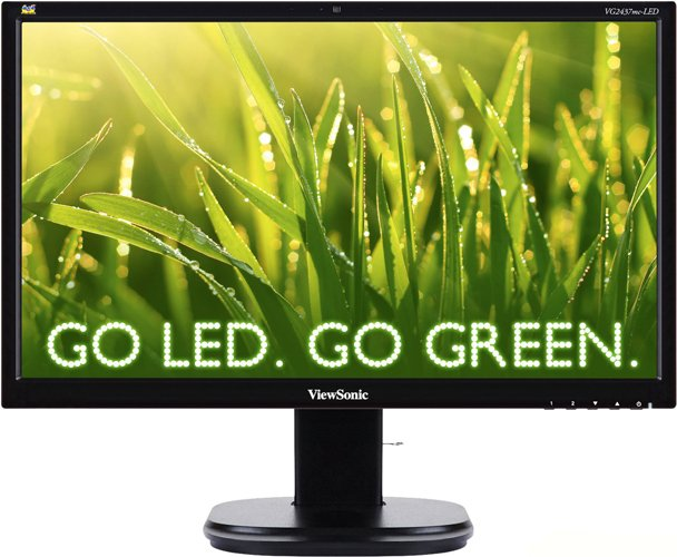 Монитор ViewSonic VG2437mc-LED