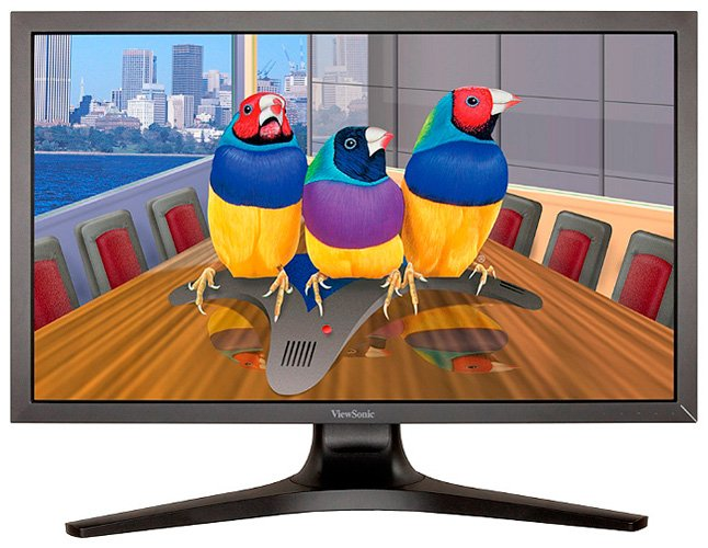 Монитор ViewSonic VP2770-LED