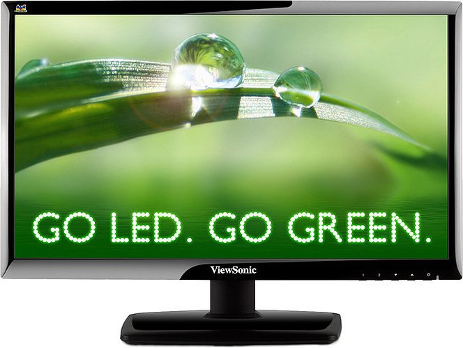 Монитор Viewsonic VX2210mh-LED