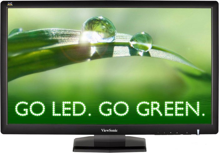 Монитор ViewSonic VX2703mh-LED